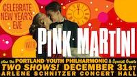 Pink Martini New Years Eve Celebration!