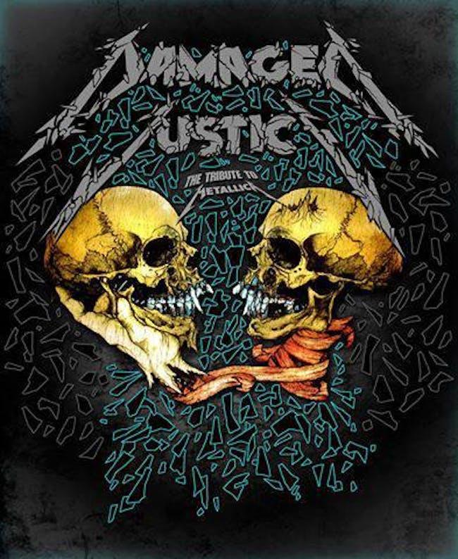 Damaged Justice - Tribute Metallica w/ Sixxxat Brauer House