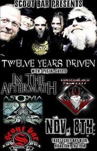 Twelve Years Driven