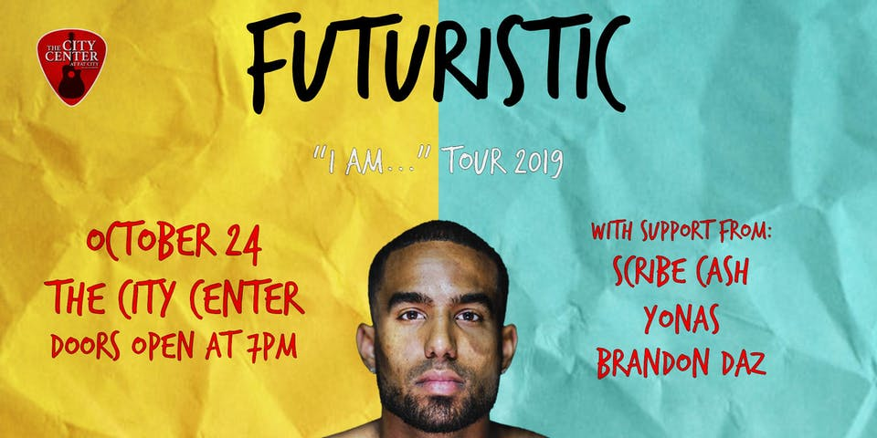 "Futuristic: ""I am..."" Tour"