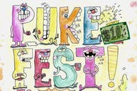 Puke Fest with Rachel and Moss