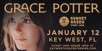Grace Potter w/ Devon Gilfillian at The Sunset Green Event Lawn