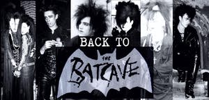 Back to The Batcave: an 80's Goth Dance Party