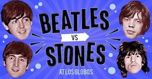 Beatles VS Stones 60's Dance Party
