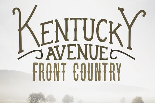 Kentucky Avenue + Front Country