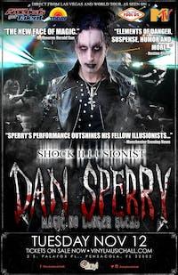 Shock Illusionist: Dan Sperry