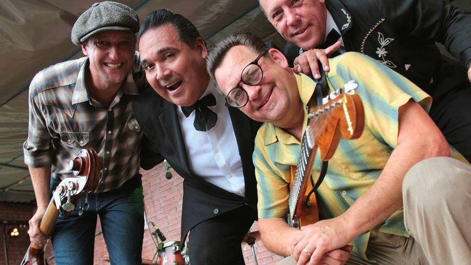 Big Sandy & His Fly-Rite Boys w/The Thrillbillys