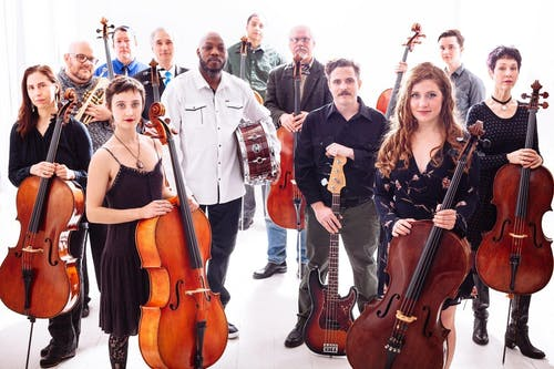 Portland Cello Project: Purple Reign