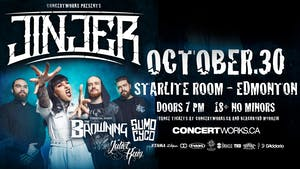 Jinjer with The Browning & Guests...