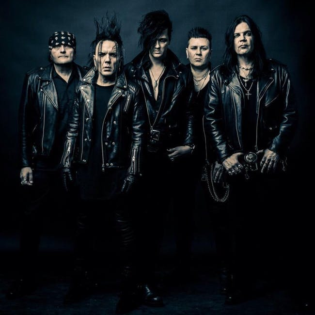 The 69 Eyes, Wednesday 13 Plus Guests at El Corazon!