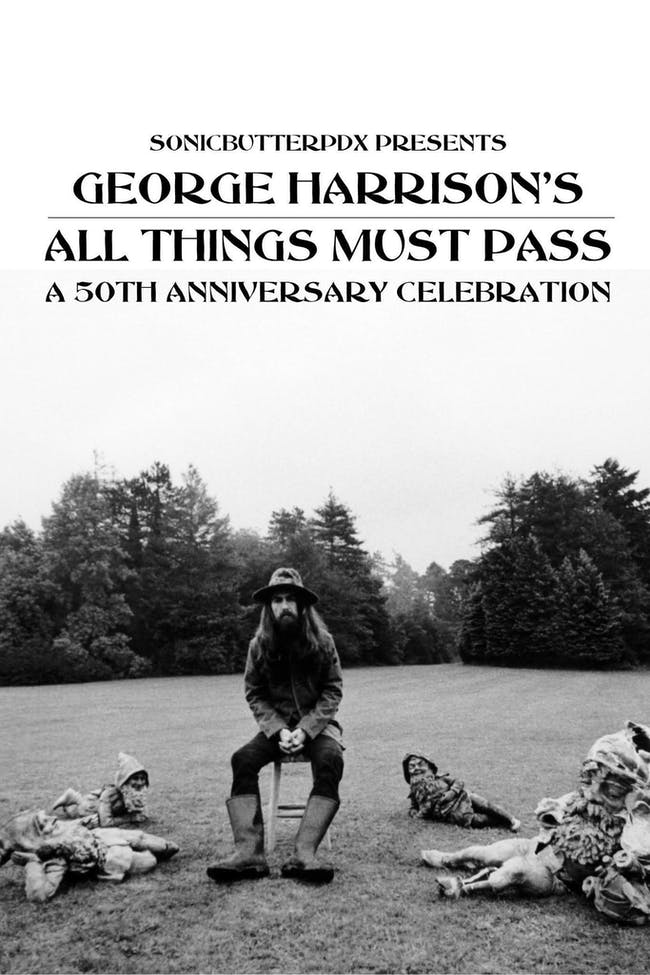 George Harrison's All Things Must Pass – A 50th Anniversary Celebration!