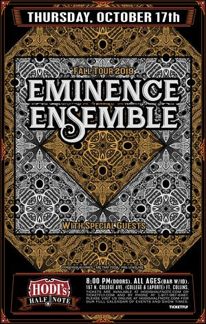 Eminence Ensemble w/ ProJect Aspect