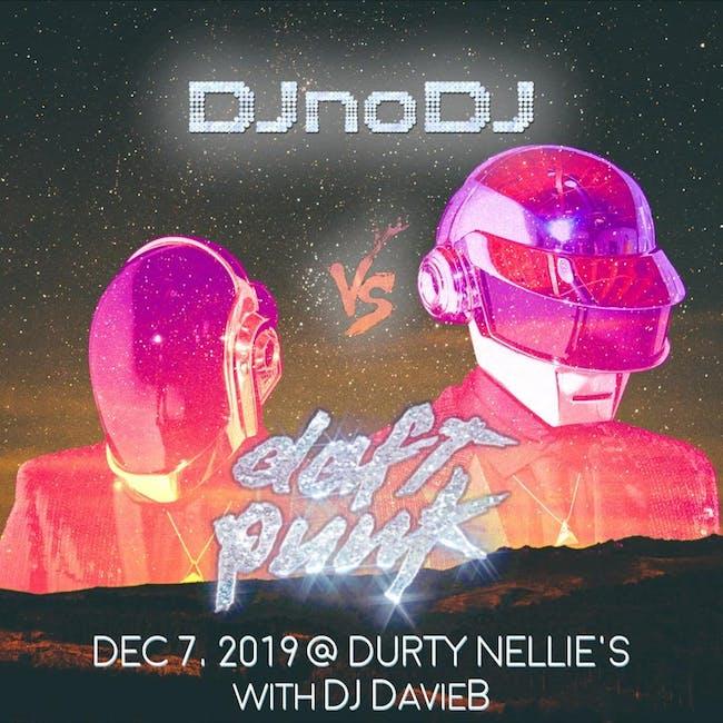 DJnoDJ (a Daft Punk Tribute)