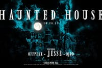 Haunted House at Chelsea Music Hall Halloween Party 10/26