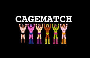 The Improv Shop presents Cagematch