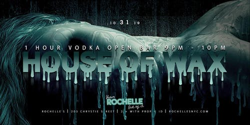 House of Wax at Rochelle's