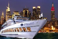 Halloween on the Hudson Yacht Party 10/26