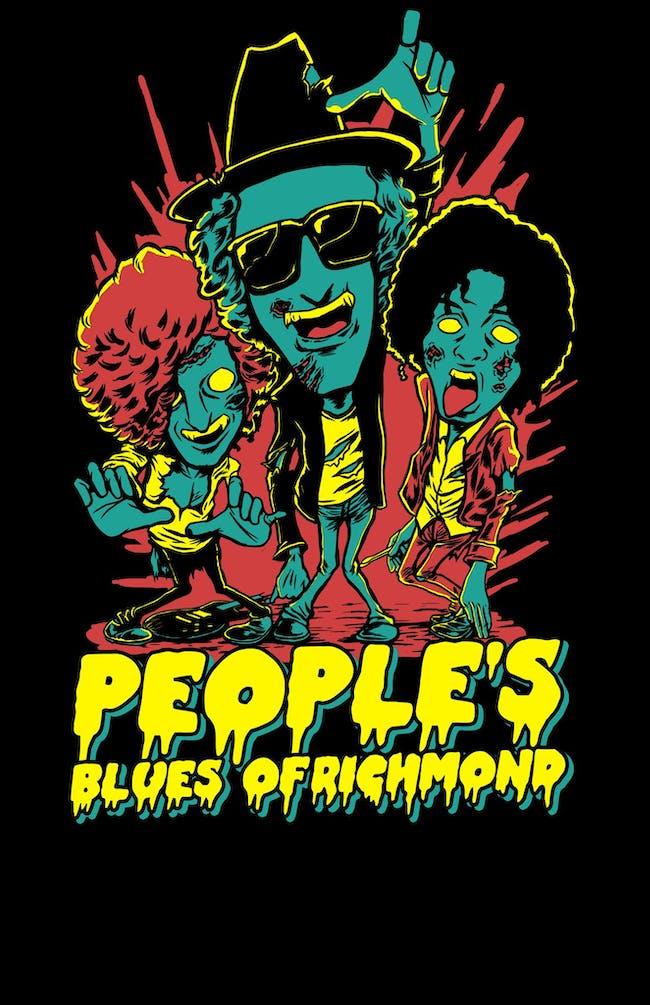 People's Blues of Richmond w/ Elizabeth ll