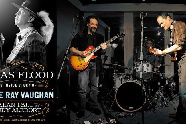 """Texas Flood: The Inside Story of Stevie Ray Vaughan"" Celebration"