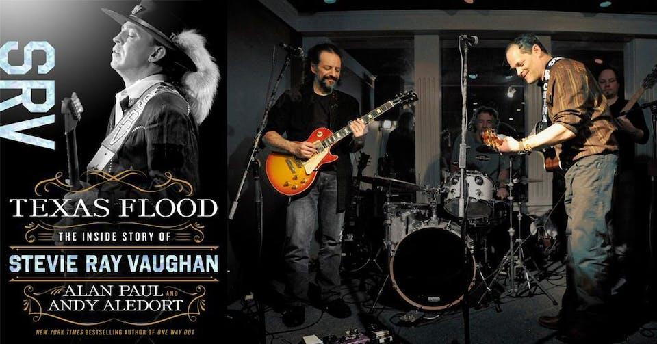 """Texas Flood: The Inside Story of Stevie Ray Vaughan"" Celebration Concert"