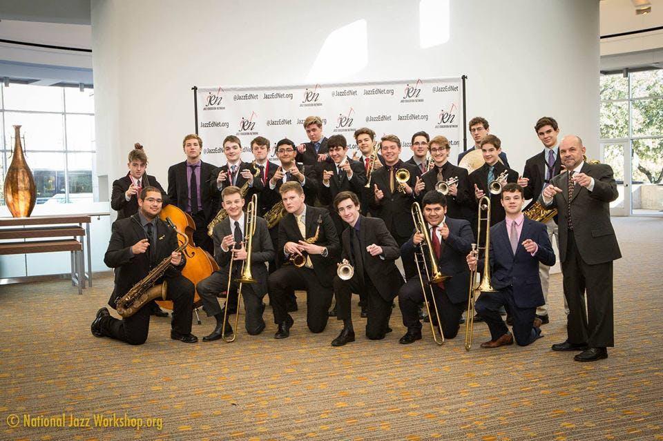 The National Jazz Workshop Big Band