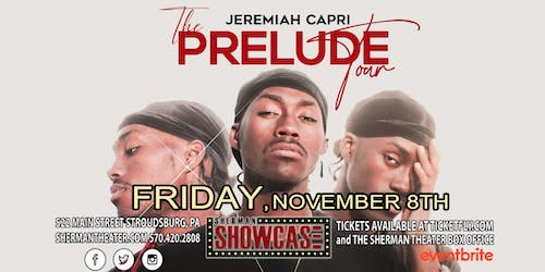 The Jeremiah Capri Prelude Tour
