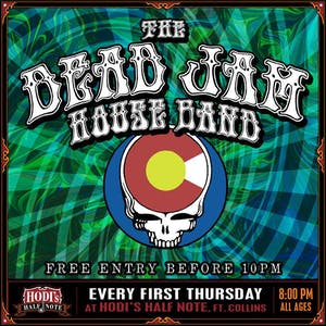 Dead Jam First Thursday of Every Month