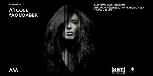 SET with Nicole Moudaber (4 Hrs Set) at The Great Northern