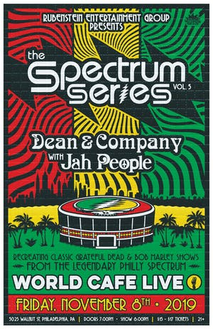 The Spectrum Series Volume 5: Dean & Company w/ Jah People