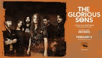THE GLORIOUS SONS / DES ROCS