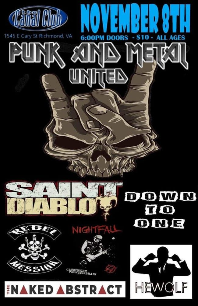 Punk & Metal United