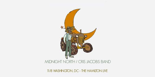 Cris Jacobs Band & Midnight North