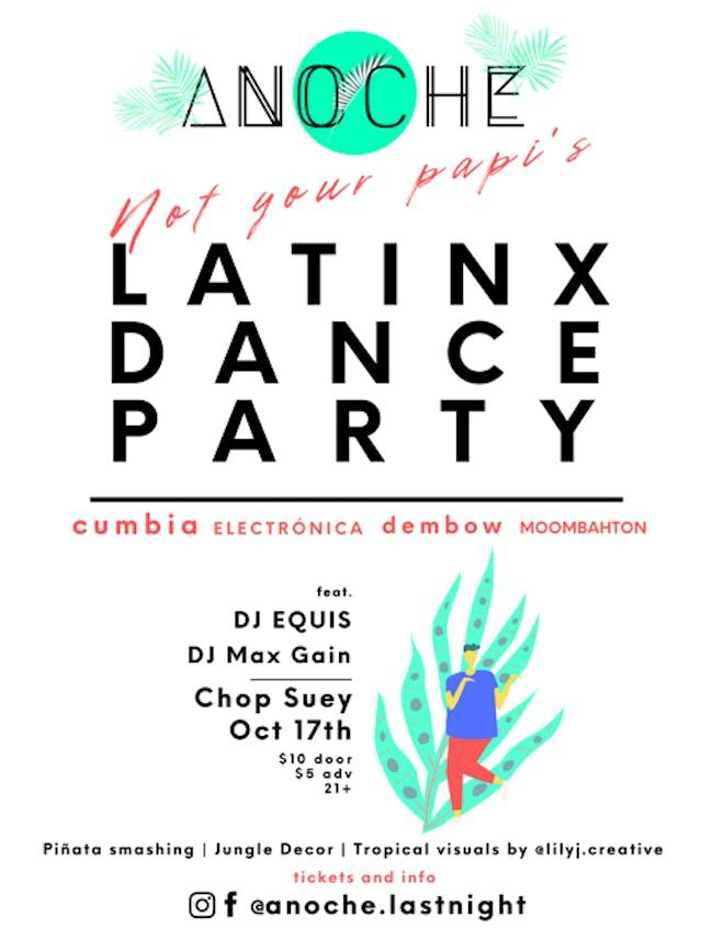 LATINX DANCE PARTY