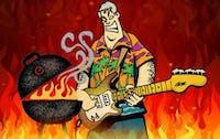 3 Guitars Featuring Patrick Farinas, Steve Laudicina & Famous Frank Ward