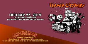Flamin' Groovies With Special Guest Walter Lure and The Waldos