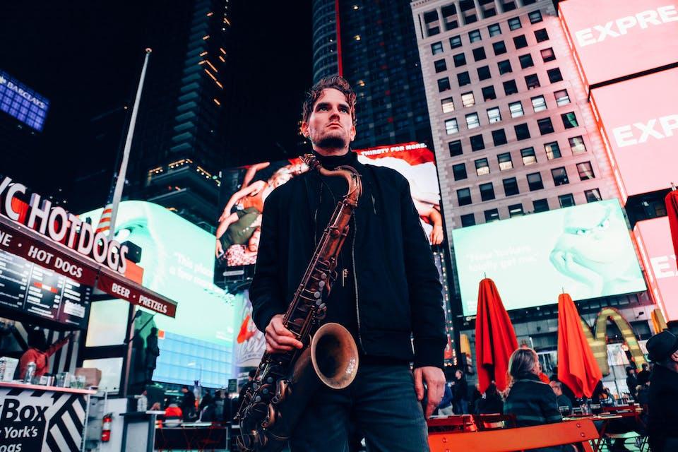 Tobias Meinhart Quartet - CD Release