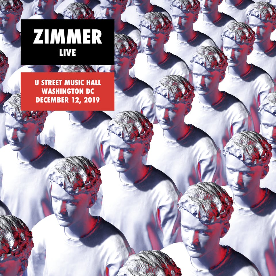 Zimmer (live) w/ Fady D