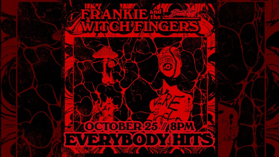 Frankie & The Witch Fingers ~ Medusa's Disco
