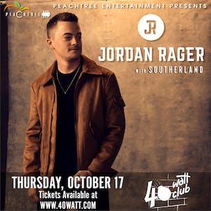Jordan Rager