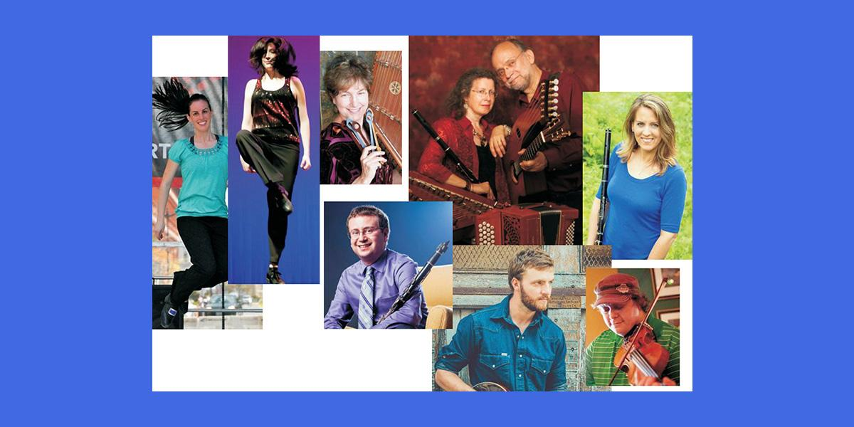 Maggie's Celtic Celebration feat. Maggie Sansone & more  *All Ages Matinee*