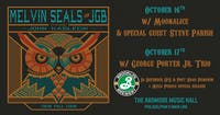 Melvin Seals & JGB ft. John Kadlecik + George Porter Jr. Trio