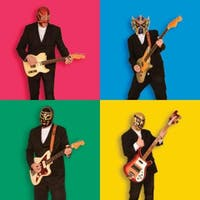 Los Straitjackets, The Zambonis