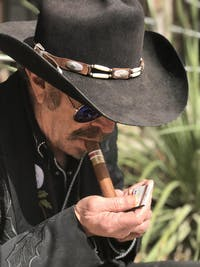 The Merry Kinkster Tour, Kinky Friedman