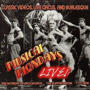 Musical Mondays: Live!