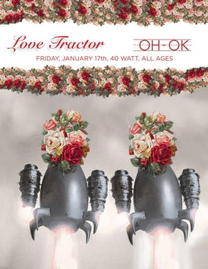 Love Tractor - Oh Ok