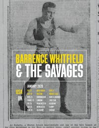 Barrence Whitfield & The Savages, Muck and The Mires