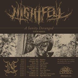 Nightfell, Nightfeeder, TBA