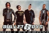 BULLETBOYS, VIA LINDA