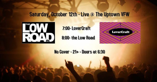 The Low Road w. LoverCraft