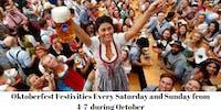 Oktoberfest Festivities w/ Ein Prosit